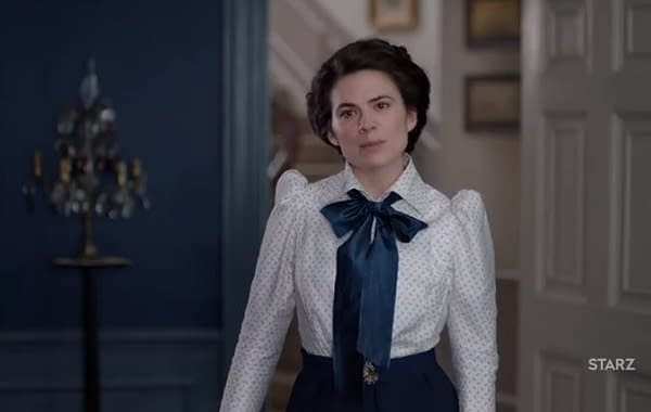 howards end starz hayley atwell trailer