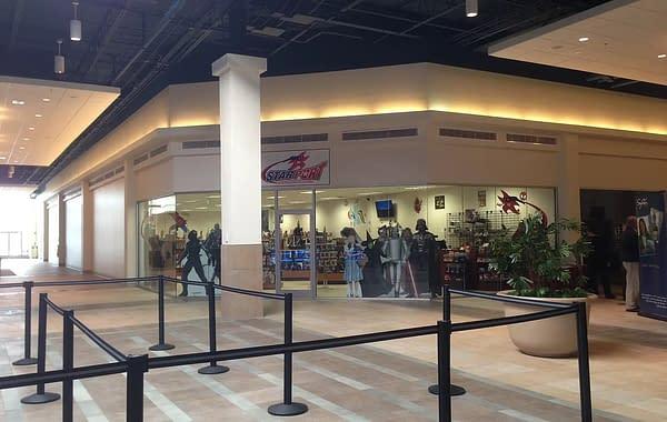 Lynchburg, Virginia's Last Comic Shop, Star Port, Closes
