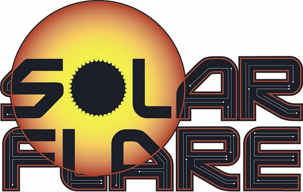 Solar Flare OFFICIAL Logo