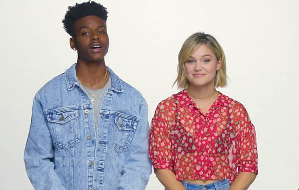 Marvel's Cloak and Dagger Stars Promote Free Comic Book Day
