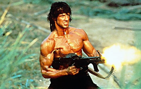 Report: Sly Stallone Wants to Fight Mexican Cartel in Rambo 5
