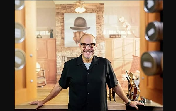 'Good Eats: Reloaded' with Alton Brown Gets October Premiere Date