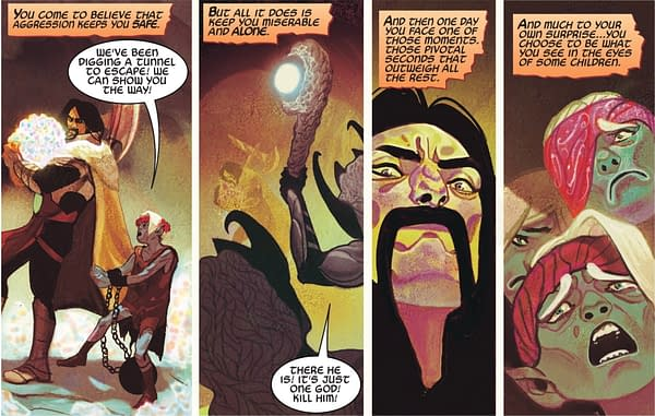Thor #13 Was Very Unlucky for a Particular Asgardian God (Spoilers)
