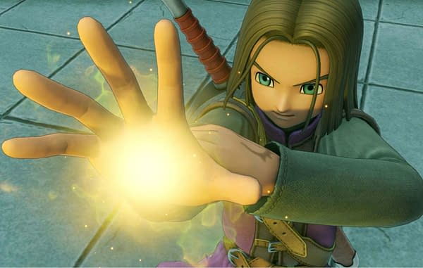 The latest Dragon Quest XI S Definitive Edition trailer is out now. Courtesy of Square Enix.