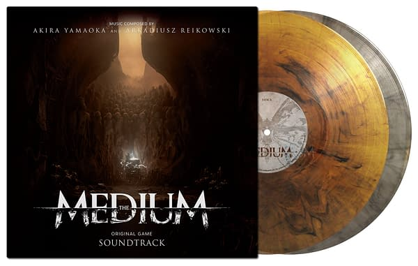 The Medium Game Soundtrack to Get Limited Edition Vinyl Release