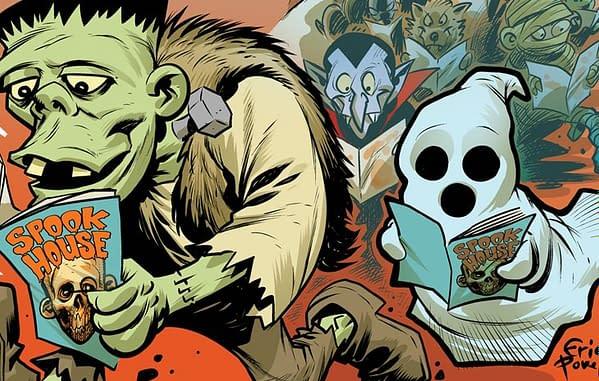 Diamond Cancels Halloween ComicFest 2021