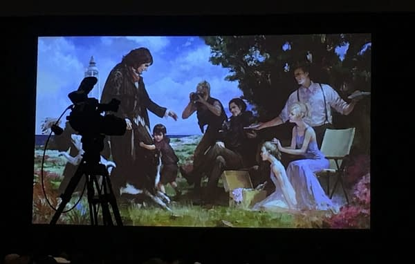 FInal Fantasy XV panel PAX east