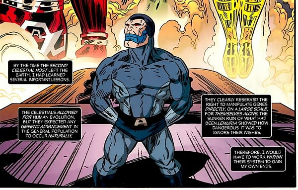 X-Men #13 Reveals Real Reason Apocalypse Does What He Does (Spoilers)