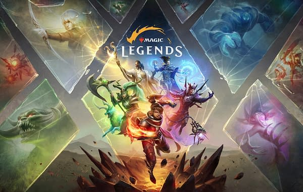 Magic: Legends Will Enter PC Open Beta In Late March