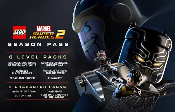 Cloak and Dagger Coming to LEGO Marvel Super Heroes 2 Sooner Than Expected