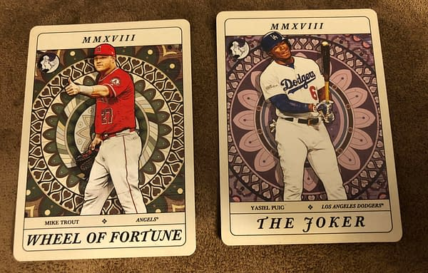 2018 Topps Gypsy Queen 7
