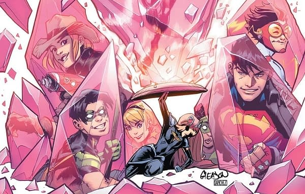 Bendis Teases Bigger Young Justice Roster, Arrowette, Secret, Crisis of 2 Superboys