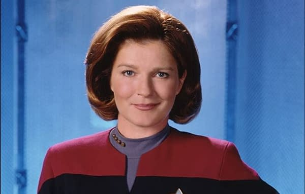 Star Trek: Voyager – Kate Mulgrew to Appear at Janeway Statue Unveil