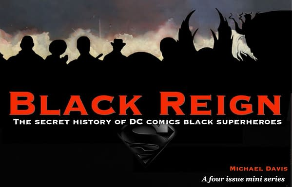 The Other History Of The DC Universe by John Ridley Vs Glory Scroll/Black Reign by Michael Davis