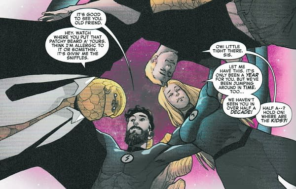 So How Old Are Valeria Richards, Franklin Richards and Jonathan Kent Now? (Spoilers)