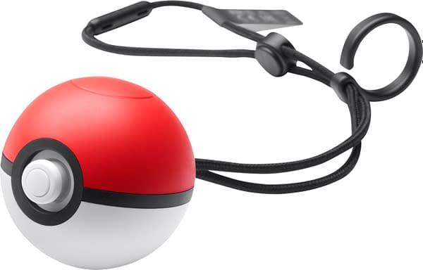 Nintendo Files New Patents For A New Poké Ball Plus