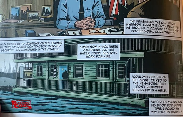 Why Watchmen Never Had A 9/11 (Rorschach #10 Spoilers)