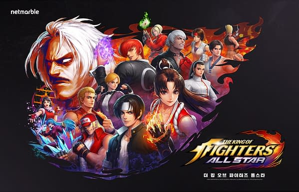 Netmarble Confirms The King of Fighters Allstar Coming to the West