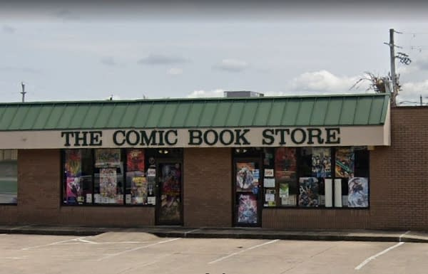 Five Comic Shops Announce Permanent Closure