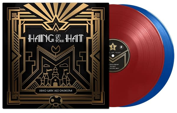 A look at the cover of Hang On To Your Hat, courtesy of Black Screen Records.