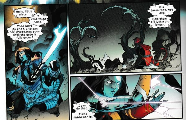 Now We Know Why Powers Of X is Pronounced 'Ten' (Spoilers) - Meet Cardinal, Rasputin and Cylobel