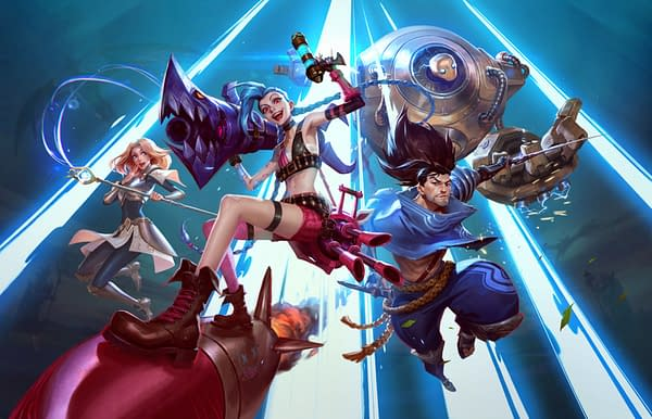 Get a look at League Of Legends: Wild Rift on Thursday night, courtesy of Riot Games.
