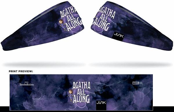 WandaVision Agatha All Along Merchandise Has Arrived