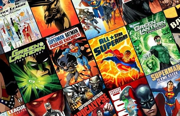 DC Animated Movies Team Talks New Film Collection, Future Projects At SDCC
