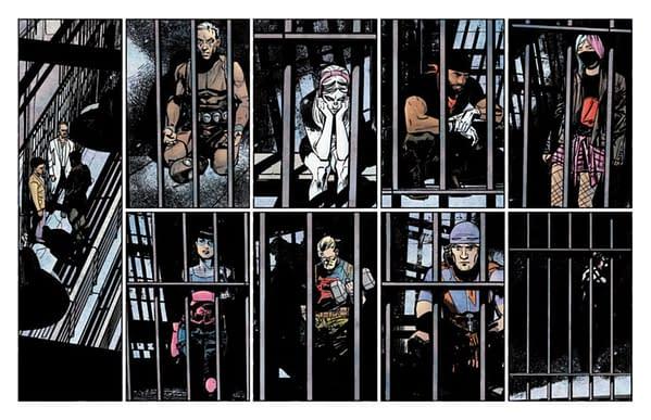 Brian Azzarello & Alex Maleev's Black Label Suicide Squad: Get Joker