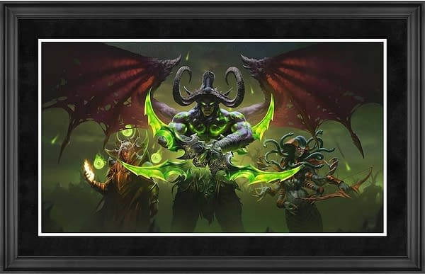 Blizzard Continues Their From the Vault Event With World of Warcraft