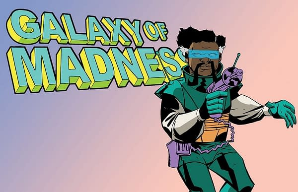 Magdlen Visaggio & Michael Oeming Launch Galaxy of Madness On Patreon