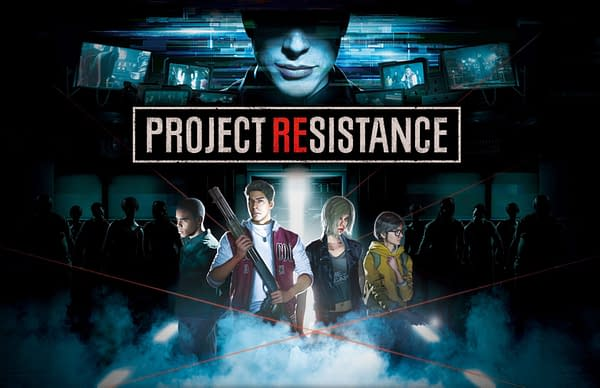 "Capcom Reveals More Of ""Project Resistance"" During Tokyo Game Show"