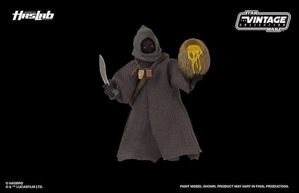 The Mandalorian Razor Crest HasLabs Project Gets 4 & 5 Tier Unlocks