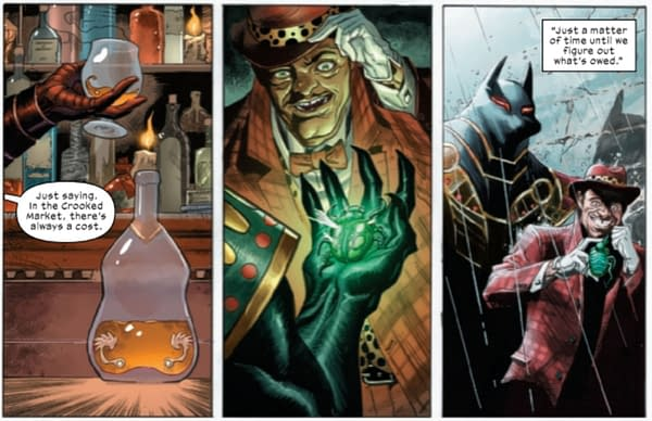 Six Matches Decided In This Week's X Of Swords Comics