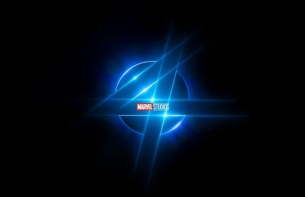 Fantastic Four Logo. Credit: Marvel/Disney
