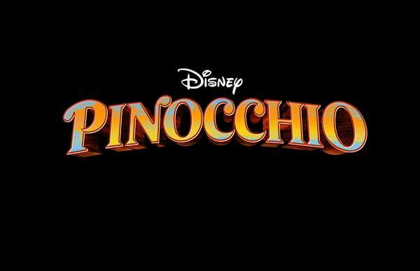 Pinocchio Logo. Credit: Disney