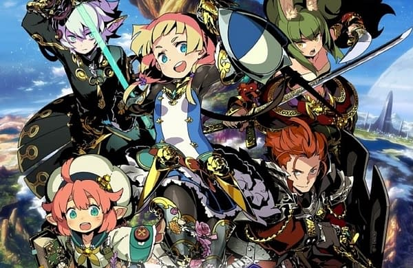 A New Etrian Odyssey Game is Teased by Atlus