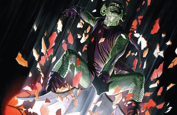 Amazing Spider-Man #797 cover by Alex Ross