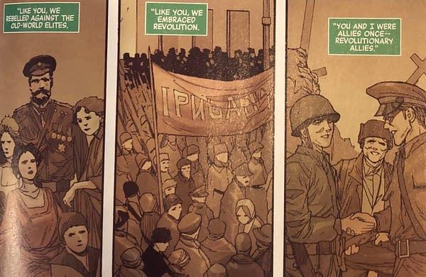 Hydra Was Right? Ta-Nehisi Coates Kicks Off Free Comic Book Day's Captain America (SPOILERS)