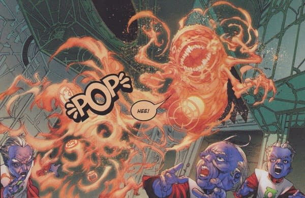 Fourteen-And-A-Half Thoughts About Fourteen-And-A-Half DC Comic Books Today – Voodoo, Shade, Black Hawks, Green Lantern: New Guardians, All Star Western, I Vampire, The Flash, Firestorm, Hawkman, Aquaman, Teen Titans, The Dark Knight, Superman And The Ray