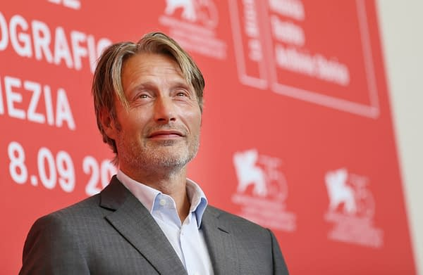 Mads Mikkelsen is Reportedly in Talks to Join Fantastic Beasts 3