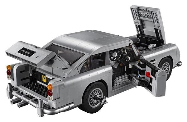 LEGO Creator James Bond Aston Martin 8