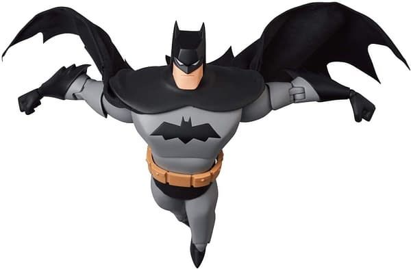 Batman Gets Animated in New MAFEX Figure From Medicom