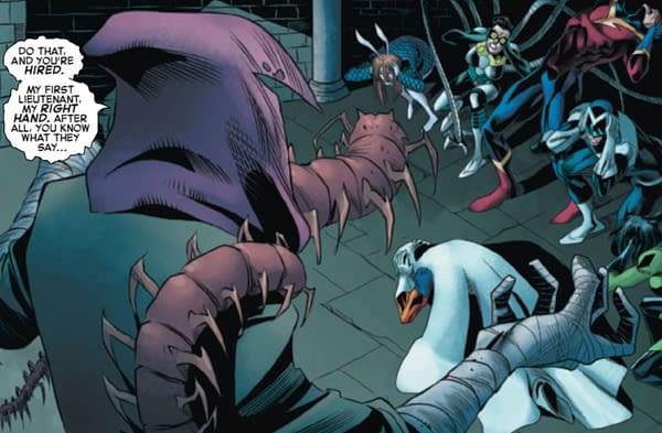 Sinister War #2 by Nick Spencer and Mark Bagley