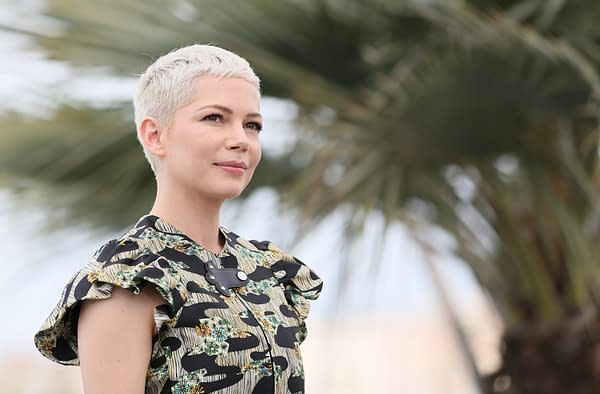 Michelle Williams attends the 'Wonderstruck' photocall during the 70th annual Cannes Film Festival at Palais des Festivals on May 18, 2017 in Cannes, France