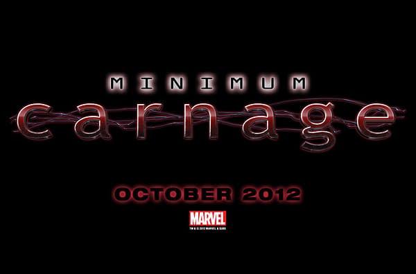 Minimum Carnage For October – Alpha, Scarlet Spider And Venom