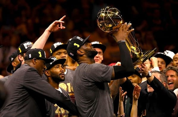 NBA Finals Preview: All The Best Things Come In Three's