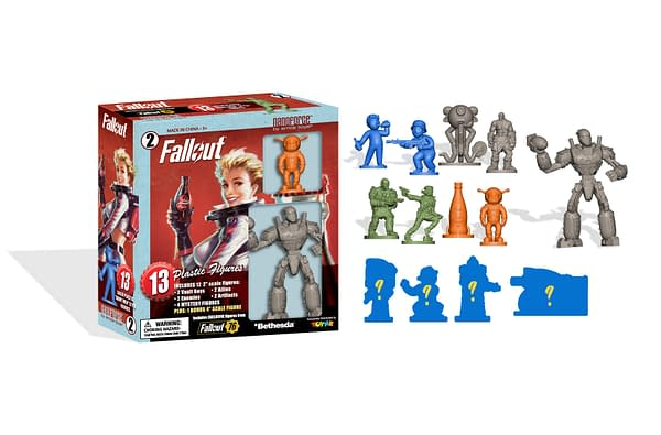 Fallout Nanofigures Box 2