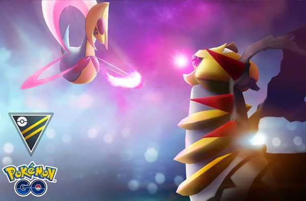 Ultra League Season Four promo for GO Battle League. Credit: Niantic