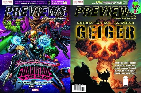 Previews covers
